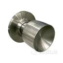 GОAL 間仕切り円筒錠 室内用 ULW−1E BS60 シルバー