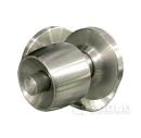 GОAL 間仕切り円筒錠 室内用 US−4F DT30−45 シルバー