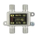 屋内用 ダイカスト 3分配器 1端子電流通過型 SHD3A