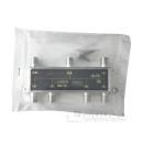 屋内用 ダイカスト 6分配器 1端子電流通過型 SHD6A