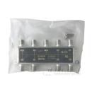 屋内用 ダイカスト 8分配器 1端子電流通過型 SHD8A