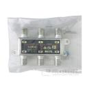 屋内用 ダイカスト 5分配器 全端子電流通過型 SHD5AT
