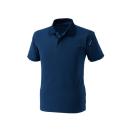 TS DESIGN 4065 ESショートスリーブポロシャツ 45 ネイビー M