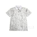 TS DESIGN 95−9972M ESショートスリーブポロシャツ 05 ホワイト LL