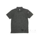 TS DESIGN 95−9972M ESショートスリーブポロシャツ 95 ブラック S