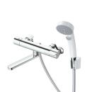 TOTO 壁付浴室用 コンフォートウェーブ クリックシャワータイプ サーモシャワー混合水栓 TBY01403J
