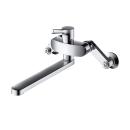 TOTO 壁付 キッチン用 シングルレバー混合水栓 TKY01305J
