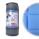 洗える 高反発巻き巻き枕 POYON ブルー