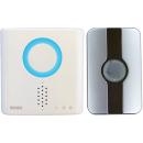 REVEX リーベックス ワイヤレス 防雨型 玄関チャイム押しボタン 呼び出しチャイムセット XP710G