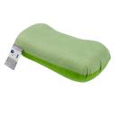 ブレイン 低反発クッション グリーン