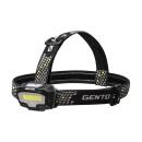 ジェントス LEDヘッドライト コンブレーカー CB−443D