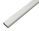 アルミパイプハンガー 1000mm ホワイト