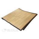 クールバンブー 竹ラグ ストーン 180×180