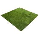 芝生風ラグ シーヴァ 約185×185cm(約2帖用) GR