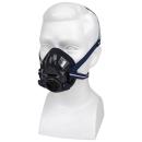 重松 TW防じん・防毒マスク TW01SC BK