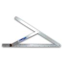 シンワ アルミ自由金角度目盛 60cm