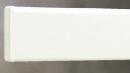 角型フックレール30CMホワイト