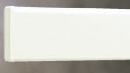 角型フックレール60CMホワイト