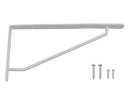 カラースレンダー棚受け 180X90 ホワイト