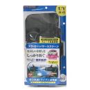 スライドバイザースクリーン スモーク/ブラック SZ−1501