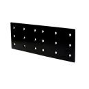 2×4サポート (ツーバイサポート) 帯金物 24F2−BK 黒塗装