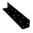 2×4サポート (ツーバイサポート) Lアングル 24A3−BK 黒塗装 1個