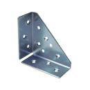 2×4サポート (ツーバイサポート) コーナー金物 24CN−Y ユニクロめっき 1個