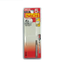 NACHI 鉄工用ドリル シンニング 1.0mm  5本入