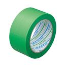 パイオラン クロス粘着テープ 塗装養生用 グリーン 50mm×25m