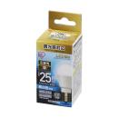 アイリス LED電球 E17 広配光 調光 25形相当 昼白色 LDA3N-G-E17/D-2V3