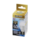 アイリス LED電球 E17 広配光 調光 40形相当 昼白色 LDA5N-G-E17/D-4V3