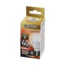 アイリス LED電球 E17 広配光 調光 40形相当 電球色 LDA5L-G-E17/D-4V3