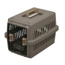 エアトラベルキャリー Sサイズ 小型犬用 ブラウン ATC−530