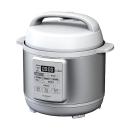 アイリスオーヤマ 電気圧力鍋 3.0L PC-EMA3-W ホワイト