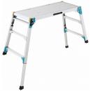 脚部伸縮式 天板幅広足場台 DRSW2.0−1000