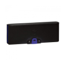 ソニック 筆箱 アルロック筆入 片面 ブレイブ カーボン調 ブラックブルー SK-1067-DB