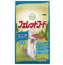 動物村 フェレットフード シニア 4歳からの高齢用 1.5kg