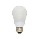 OHM 電球形蛍光灯 E26 60形相当 昼光色 エコなボール EFA15ED/12N