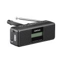 OHM AudioComm 手回しラジオライト RAD-M799
