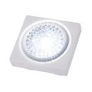 オーム電機 LEDプッシュライト 2個入 NIT-BP1D-2P
