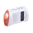 OHM オーム電機 AudioComm スマホ充電ラジオライト