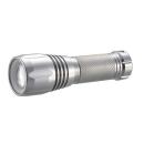 オーム電機 防水 LEDズームライト LHA−DA312ZI−S