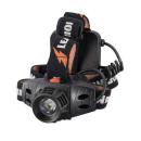 オーム電機 防水 LEDヘッドライト LCーSY333ーK