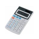 OHM 税率切替え ハンディ電卓 KCL−100−W