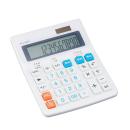 OHM 税率切替え 大型電卓 KCL−400−W