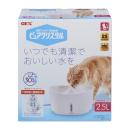 GEX ピュアクリスタル 猫用 本体 2.5L ホワイト