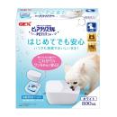 GEX ピュアクリスタル PETITプチ 犬用 本体 800mL ホワイト