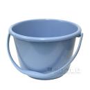 イエモア ワイドバケツ 7.5L 本体 ブルー