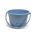 イエモア ワイドバケツ 5L 本体 ブルー