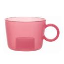 ペットボトル キャップ コップ ピンク